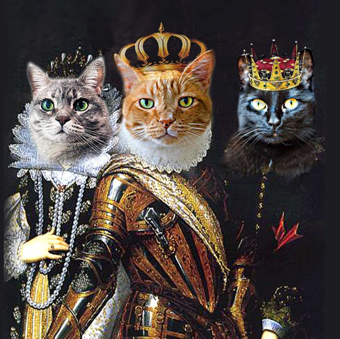 Ep 4 – Renaissance Fair Cats