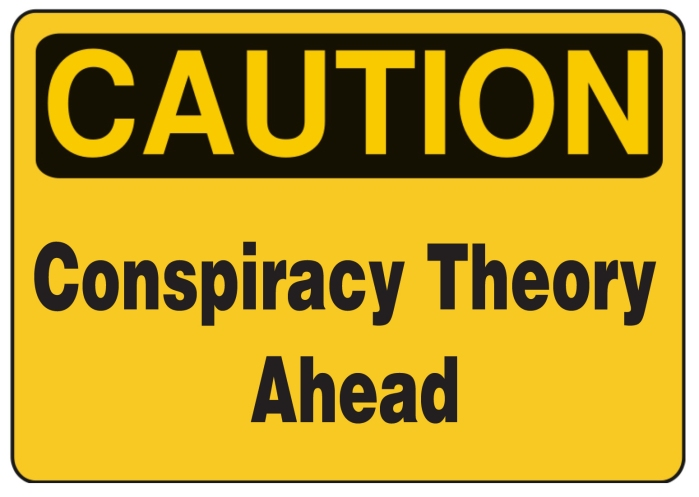 Ep 10 – Conspiracy Theories