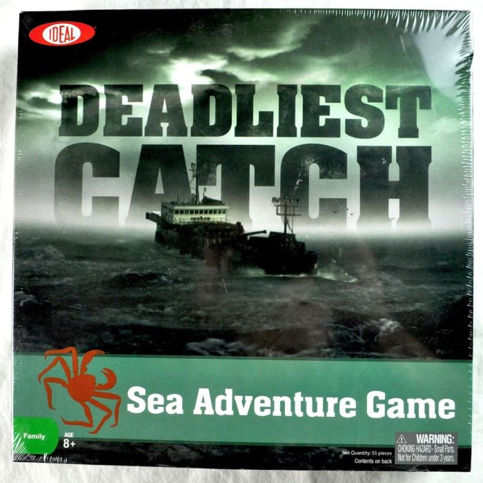 Ep 11 – Boarded Up Deadliest Catch Sea Adventure Game