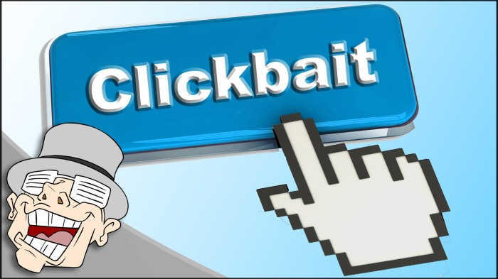 Ep 13 – Clickbait an Internet Game Show