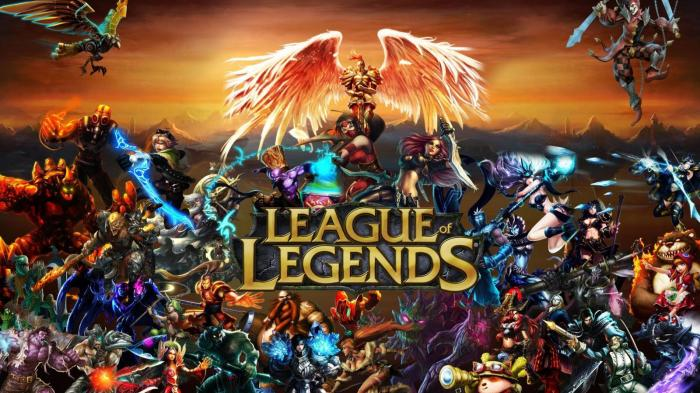 Ep 16 – League of Legends